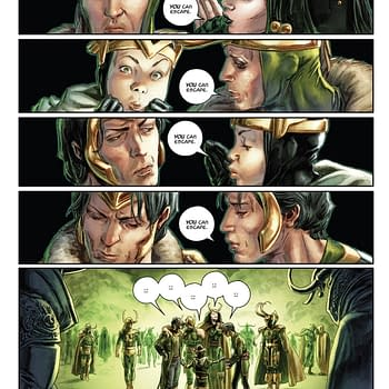 The Comic Book Special Thanks Credits For Loki S01E01