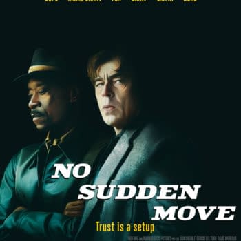 New Trailer And Poster For Soderbergh's No Sudden Move Released