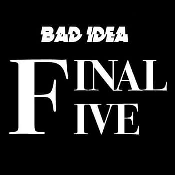 Bad Idea Comics Solicits and Solicitations For August 2021