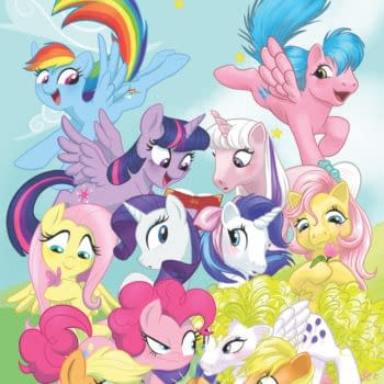 IDW Brings My Little Pony: Friendship Is Magic To An End