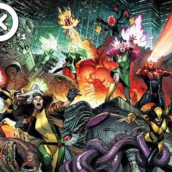 First Look Inside X-Men #1 by Gerry Duggan and Pepe Larraz