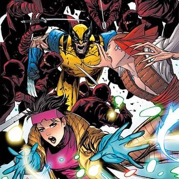Larry Hama Returns to Wolverine Run for X-Men Legends in September