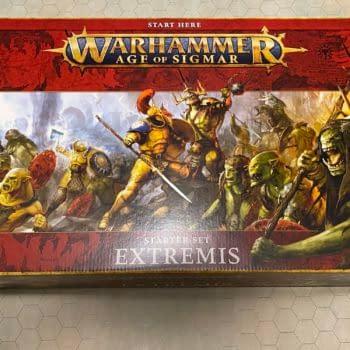 "Review: Games Workshop's ""Extremis"" Age Of Sigmar Starter Set"