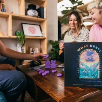 What Next? A Choose-Your-Own-Adventure Board Game, Out In August