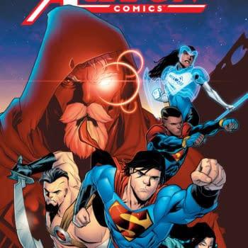 Cover image for ACTION COMICS 2021 ANNUAL #1 CVR A SCOTT GODLEWSKI