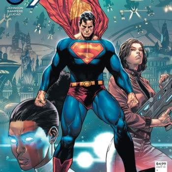 Cover image for ACTION COMICS #1033 CVR A DANIEL SAMPERE