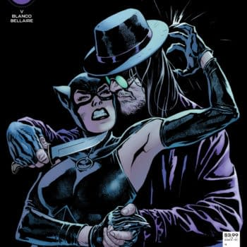 Cover image for CATWOMAN #33 CVR A YANICK PAQUETTE