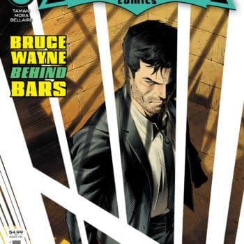 Cover image for DETECTIVE COMICS #1040 CVR A DAN MORA