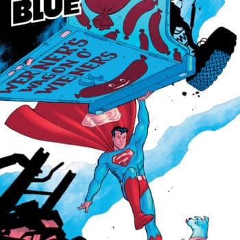 Cover image for SUPERMAN RED & BLUE #5 (OF 6) CVR A AMANDA CONNER