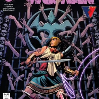 Cover image for WONDER WOMAN #775 CVR A TRAVIS MOORE