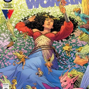 Cover image for WONDER WOMAN #776 CVR A TRAVIS MOORE