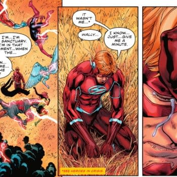 Rewriting What Happened To The Flash In Heroes In Crisis One More Time