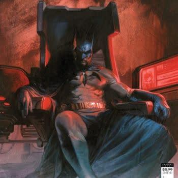 Cover image for BATMAN #111 CVR B GABRIELE DELL OTTO CARD STOCK VAR