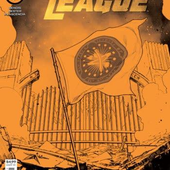 Cover image for JUSTICE LEAGUE #66 CVR A DAVID MARQUEZ