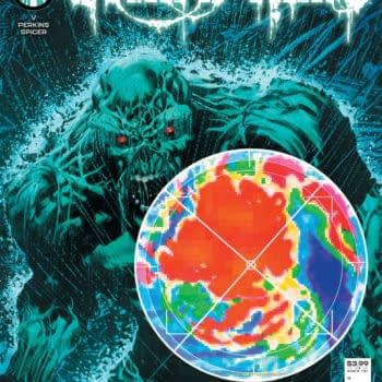 Cover image for SWAMP THING #6 (OF 10) CVR A MIKE PERKINS
