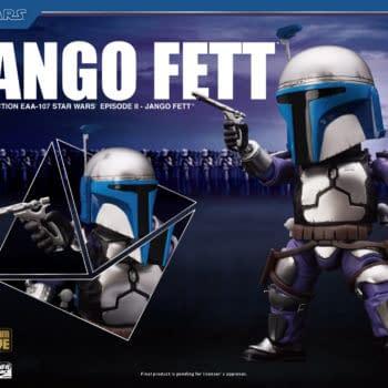 Jango Fett Receives 1,000 Pieces SDCC Figure From Beast Kingdom
