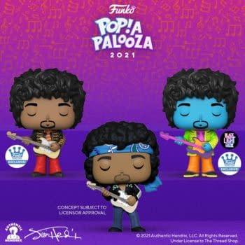 Funko Music Reveals - Jimi Hendrix, Pearl Jam, Elvis, BTS, and More