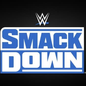 The official logo of WWE Smackdown