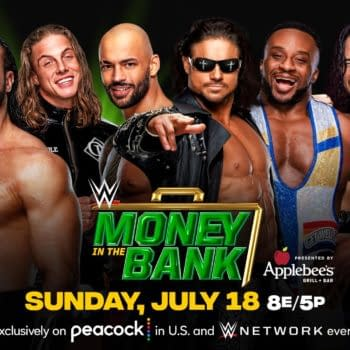 Matches Set for WWE Raw, Smackdown, Money in the Bank Next Week
