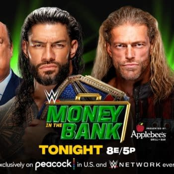 Money in the Bank: Edge vs. Roman WITH A SECRET MYSTERY GUEST