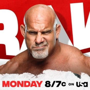 WWE Raw: Goldberg to Answer Lashley's Answer to Goldberg's Challenge