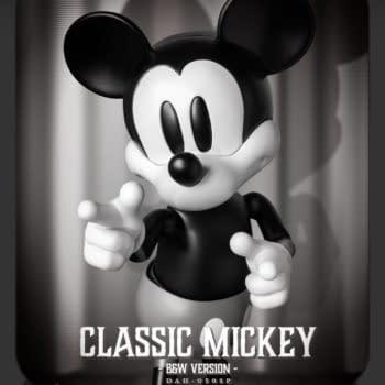 Beast Kingdom Reveals 1,000 Piece SDCC Mickey Mouse Figure