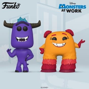 Funko Welcomes Fans To MIFT With First Wave of Monsters at Work Pops