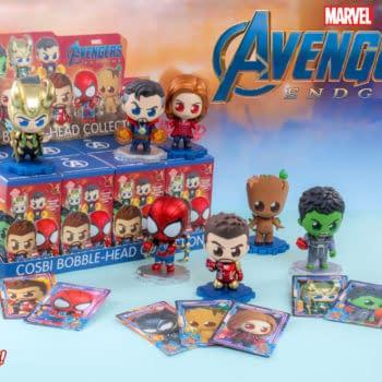 Hot Toys Unveils Avengers: Endgame Cosbi Bobble Head Series 2
