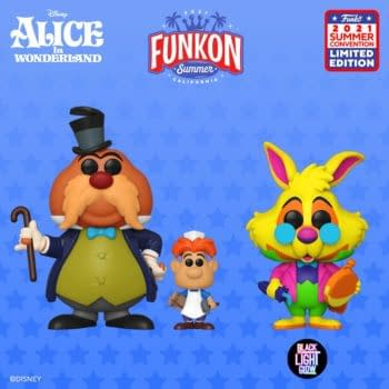 Here Are All of the Funko FunKon Exclusive Day 1 Pop Vinyl Reveals