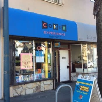 Brian Hibbs Closes One Comix Experience Store In San Francisco