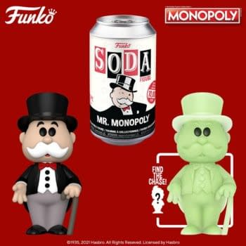 New Funko Soda Vinyls Arrive With Monopoly, Sword Art, and More.