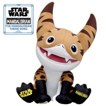Build-A-Bear Reveals New Star Wars Plushes With Jawa and Loth Cat
