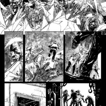 Eduardo Risso, Damian Connelly And More Have A New Zombie Anthology