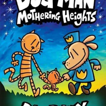 Dav Pilkey's Dog-Man Sells Ten Times The Top Manga In US Bookstores