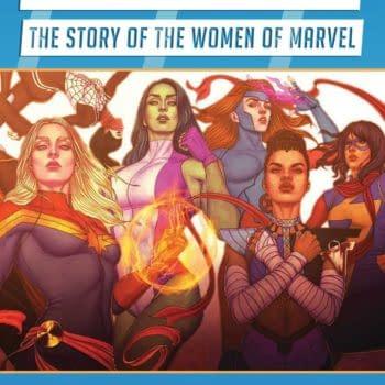 Margaret Stohl & Judith Stephens Write Super-Visible Women Of Marvel