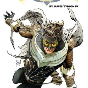 DC Comics Publishes Complete Talon By James Tynion IV