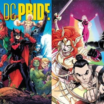 How Marvel and DC are Collecting Their Pride Comics for Bookstores