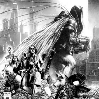 DC Comics October 2021 Solicits And Solicitations