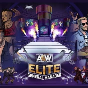 AEW Elite General Manager Launches On iOS & Android