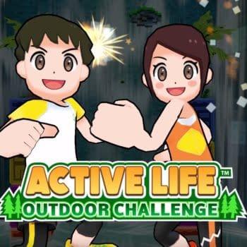 Bandai Namco Announces Active Liife Outdoor Challenge