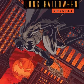 Cover to Batman: The Long Halloween Special