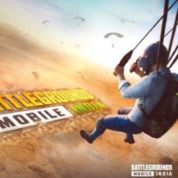 Krafton Inc. Has Launched Battlegrounds Mobile India