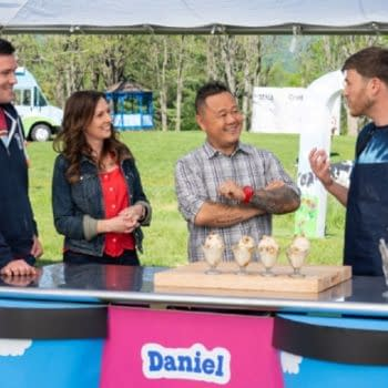 Ben & Jerry's Ice Cream, Food Network Team for New Competition Show