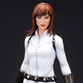 Kotobukiya Releases New Limited Edition Black Widow ARTFX Statue