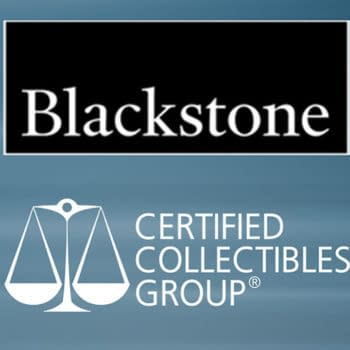 Certified Collectibles Group and Blackstone.