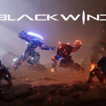 Blackwind Will Be Coming To PC & Consoles In Late 2021