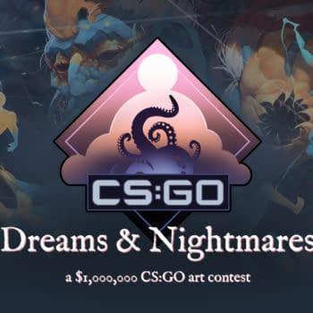 Valve Corporation Launches CS:GO Dreams & Nightmares Art Contest