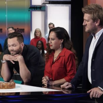 Crime Scene Kitchen Season 1 E07 Review: Christmas Is Coming Early!