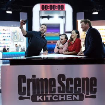 Crime Scene Kitchen Season 1 E08 Hits Some High & Low Notes: Review