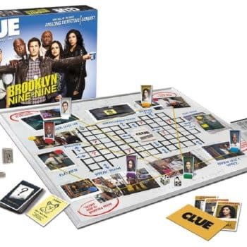 The Op Releases Clue: Brooklyn Nine-Nine